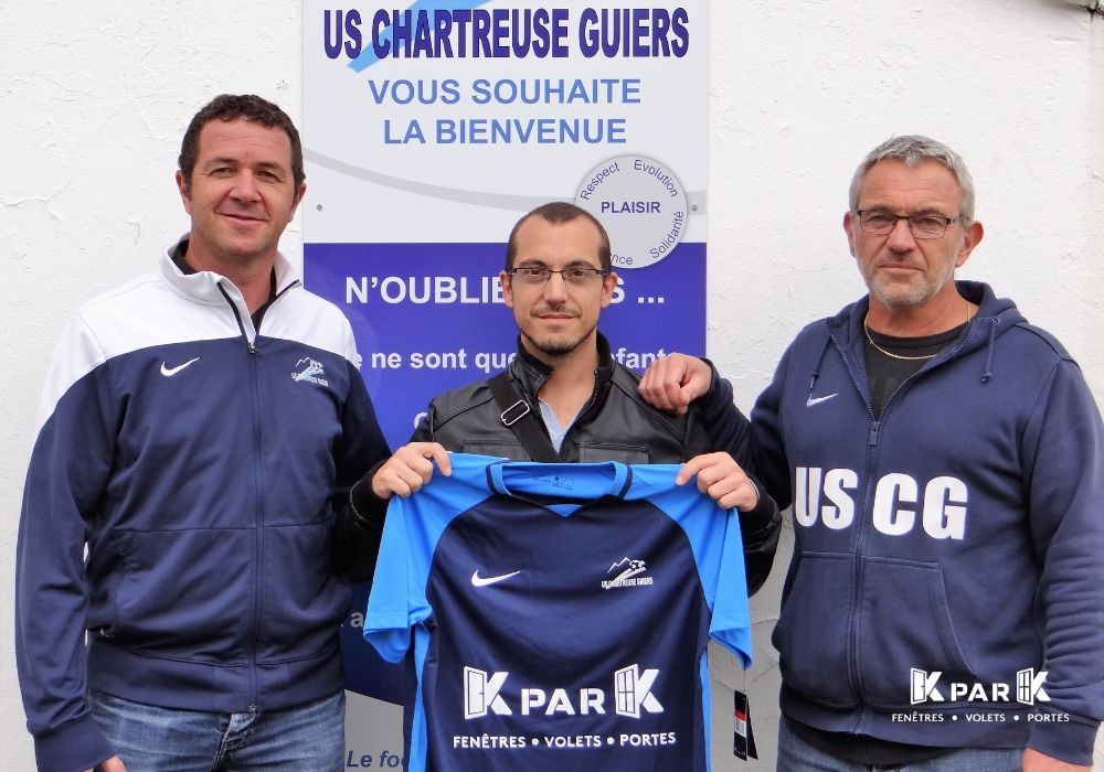 remise maillot kpark seniors us chartreuse guiers football