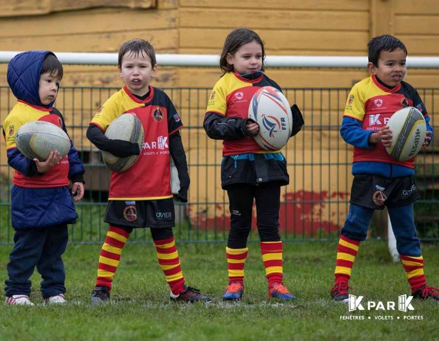 training session kpark houilles rugby jeunes
