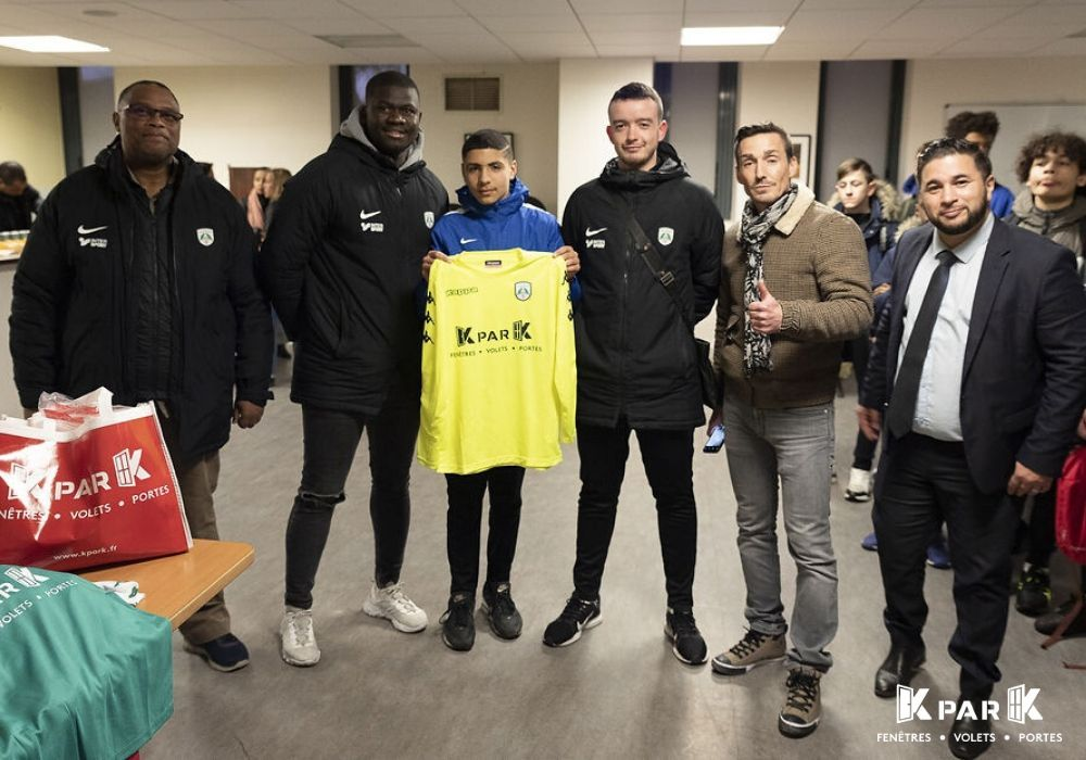 photo remise maillot jaune longjumeau kpark