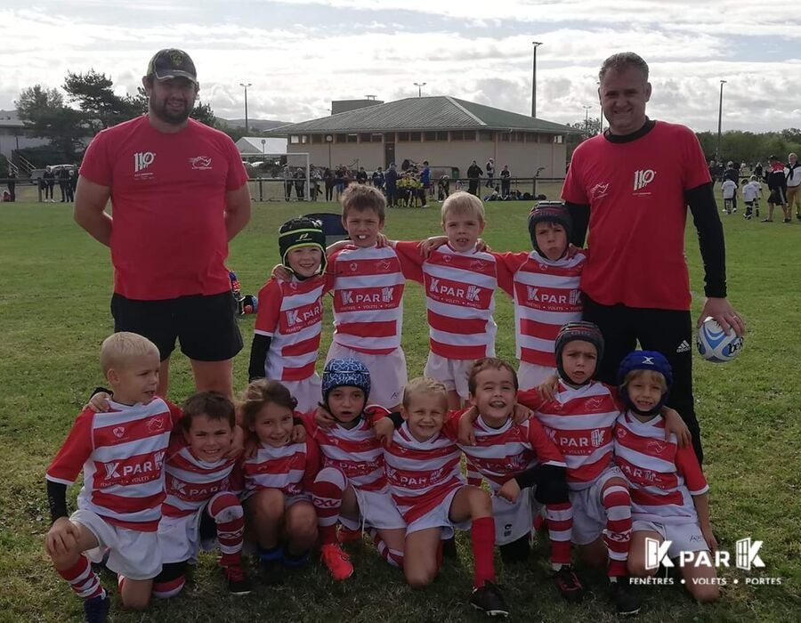 photo officielle de Commentry rugby kpark