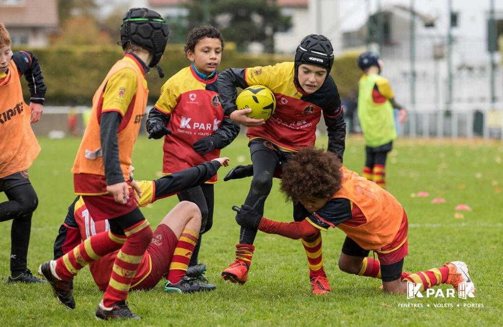 match jeunes kpark houilles rugby