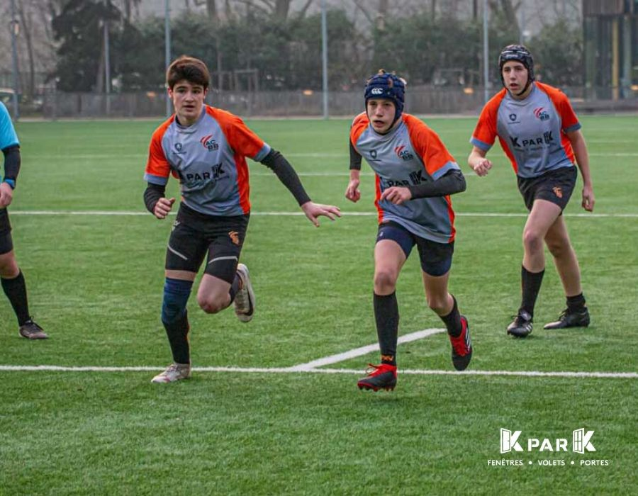 course joueurs kpark acbb rugby